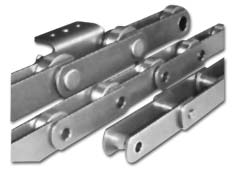 Conveyor Chain, Bush Roller Conveyors, Stainless Steel Roller Conveyor Chains, Link Attachment Conveyors Manufacturer & Exporter in Mumbai India: Jaycon Engineering